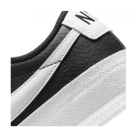 Buty Nike Blazer Low 77 Jr DA4074-002 czarne 4