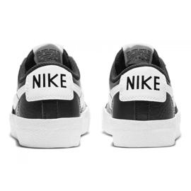 Buty Nike Blazer Low 77 Jr DA4074-002 czarne 6