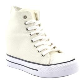 McArthur Trampki  sneakersy białe 1