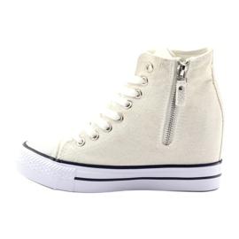 McArthur Trampki  sneakersy białe 2