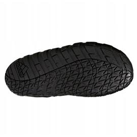 Buty adidas Terrex Jawpaw Water Slippers Jr B39821 czarne 4
