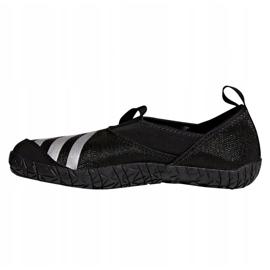 Buty adidas Terrex Jawpaw Water Slippers Jr B39821 czarne 5