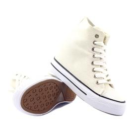 McArthur Trampki  sneakersy białe 3