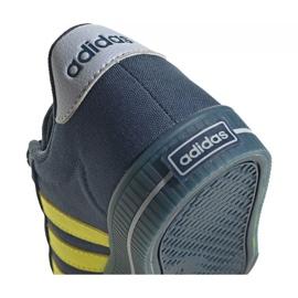 Buty adidas Daily Jr FY7199 czarne granatowe 1