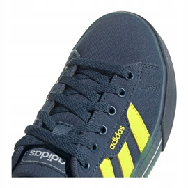 Buty adidas Daily Jr FY7199 czarne granatowe 2