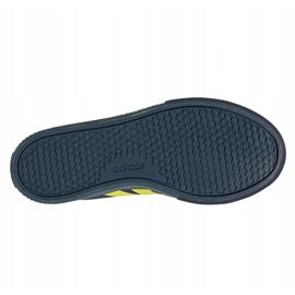 Buty adidas Daily Jr FY7199 czarne granatowe 4