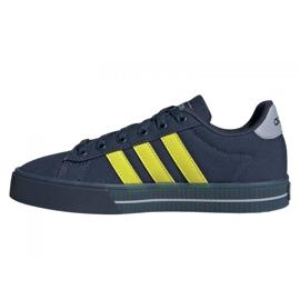 Buty adidas Daily Jr FY7199 czarne granatowe 5
