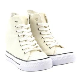 McArthur Trampki  sneakersy białe 4