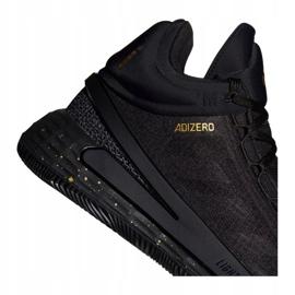 Buty adidas D Rose 11 M FZ1544 czarne wielokolorowe 1