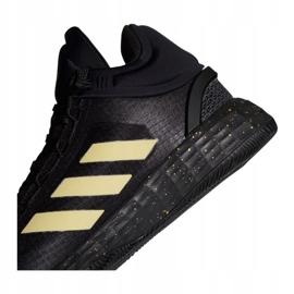 Buty adidas D Rose 11 M FZ1544 czarne wielokolorowe 2