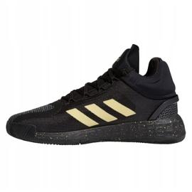 Buty adidas D Rose 11 M FZ1544 czarne wielokolorowe 5