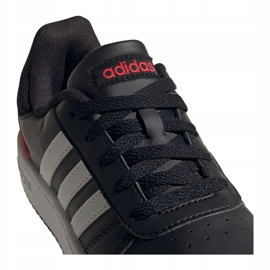Buty adidas Hoops 2.0 Jr FY7015 czarne 2
