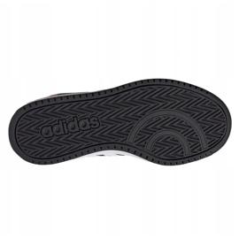 Buty adidas Hoops 2.0 Jr FY7015 czarne 5