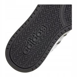 Buty adidas Hoops 2.0 C Jr FY9442 czarne 3