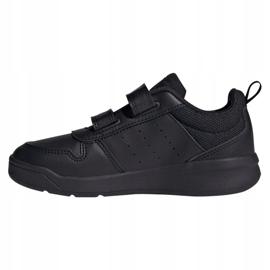 Buty adidas Tensaur Jr S24048 brązowe czarne 1