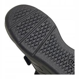 Buty adidas Tensaur Jr S24048 brązowe czarne 2