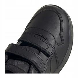 Buty adidas Tensaur Jr S24048 brązowe czarne 3