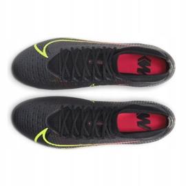 Buty piłkarskie Nike Vapor 14 Pro Ag M CV0990-090 wielokolorowe czarne 2