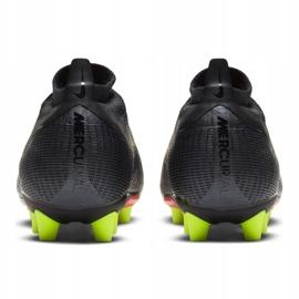 Buty piłkarskie Nike Vapor 14 Pro Ag M CV0990-090 wielokolorowe czarne 4