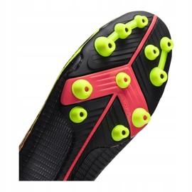 Buty piłkarskie Nike Vapor 14 Pro Ag M CV0990-090 wielokolorowe czarne 5