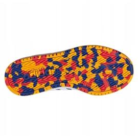 Buty adidas Hoops 2.0 Jr FY7016 granatowe niebieskie 5