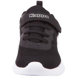 Buty Kappa Ces K Jr 260798K 1110 białe czarne 4