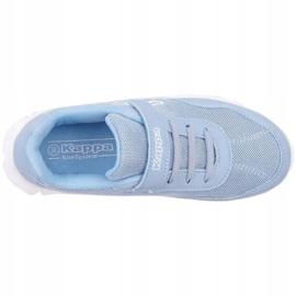 Buty Kappa Follow K Jr 260604K 6110 niebieskie 2