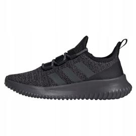 Buty adidas Kaptir Jr EF7243 białe czarne 1