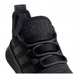 Buty adidas Kaptir Jr EF7243 białe czarne 2