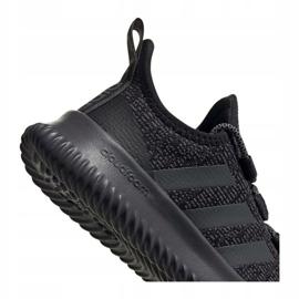 Buty adidas Kaptir Jr EF7243 białe czarne 3