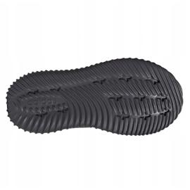 Buty adidas Kaptir Jr EF7243 białe czarne 5