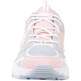 Buty Kappa Yero różowo-szaro-białe 243003 6527 różowe szare 4
