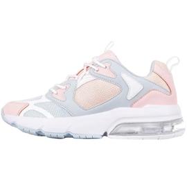 Buty Kappa Yero różowo-szaro-białe 243003 6527 różowe szare 2