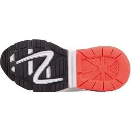 Buty dla dzieci Kappa Yero czarno-szaro-koralowe 260891K 1129 czarne czerwone szare 3