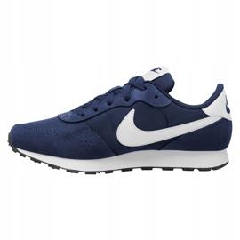 Buty Nike Md Valiant Jr CN8558-403 granatowe niebieskie 2