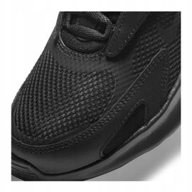 Buty Nike Air Max Bolt Jr CW1626-001 czarne czerwone 2
