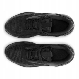 Buty Nike Air Max Bolt Jr CW1626-001 czarne czerwone 4
