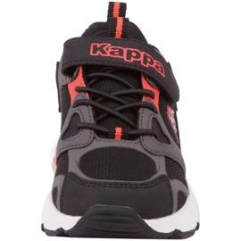 Buty Kappa Yero Jr 260891K czarne czerwone 4