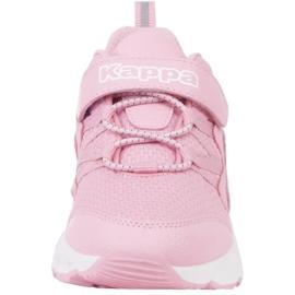 Buty Kappa Yaka K Jr 260890K czerwone różowe 4