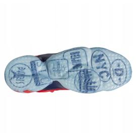 Buty do koszykówki adidas D.O.N. Issue #2 M FX6519 wielokolorowe czerwone 5