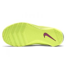 Buty treningowe Nike Metcon 6 W AT3160-400 czarne wielokolorowe zielone 4