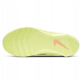 Buty treningowe Nike Metcon 6 W AT3160-800 pomarańczowe wielokolorowe 6