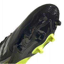 Buty piłkarskie adidas Copa Sense.3 Ll Fg Jr FX1982 wielokolorowe czarne 2