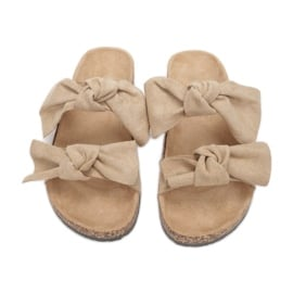 Vices CM-2079-42-beige beżowy 1