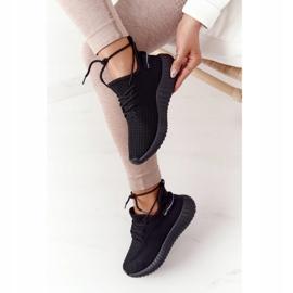 PS1 Damskie Sportowe Buty Sneakersy Czarne Amazing 6