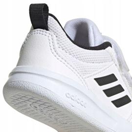 Buty adidas Tensaur I Jr S24052 białe granatowe 2