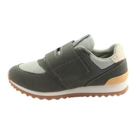 Befado obuwie dziecięce do 23 cm 516Y040 szare 5