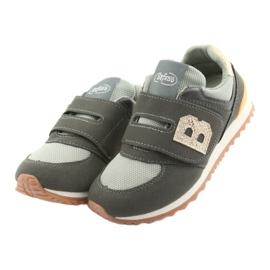 Befado obuwie dziecięce do 23 cm 516Y040 szare 7