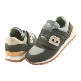 Befado obuwie dziecięce do 23 cm 516Y040 szare 9