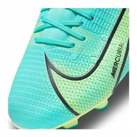 Buty piłkarskie Nike Superfly 8 Academy Mg M CV0843-403 wielokolorowe niebieskie 1
